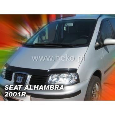 Deflektor prednej kapoty SEAT ALHAMBRA 5D 2000-2010 R