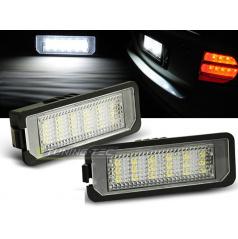 LED osvetlenie ŠPZ - VW Golf, Passat, Phaeton, New Beetle, Lupo, Polo, Eos (PRVW01)