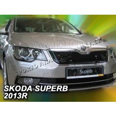 Zimná clona - kryt chladiča - Škoda Superb II 4/5 dver, 2013+ po facelifte