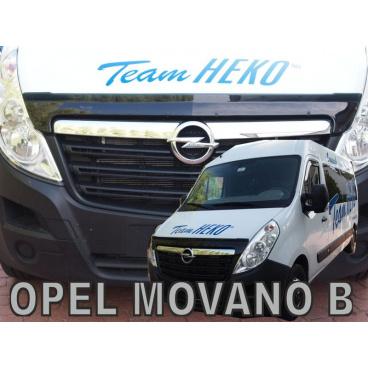 Deflektor prednej kapoty OPEL MOVANO B 2010->