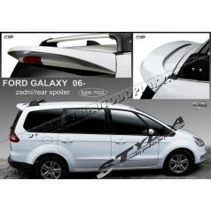 Ford Galaxy 2006- zadní spoiler (EU homologace)