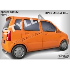 OPEL AGILA (00+)  spoiler zad. dveří horní