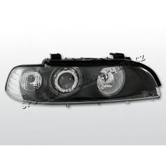BMW E39 95-03 Angel Eyes black (LPBM09)