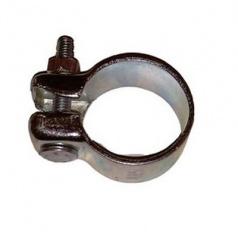 Montážne spony výfuku ploché pre priemery potrubia od 39 mm do 65 mm