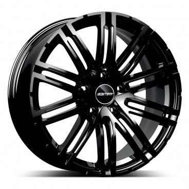 Alu koleso GMP TARGA black 11,0x20 5x130 ET52