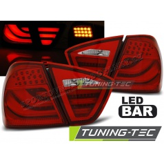 BMW E90 2009-11 zadné lampy red LED BAR (LDBMB1)