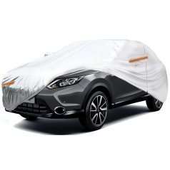 Nepremokavé autoplachty SUV, VAN aluminium LXL 510x185x150cm