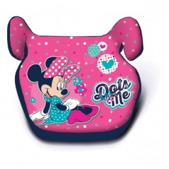 Podsedák do auta DISNEY 15-36kg Minnie