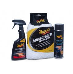Meguiar 's Cabriolet & Convertible Kit kompletná sada na čistenie a ochranu striech kabrioletov