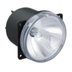 Prídavné diaľkové svetlo halogénové okrúhle