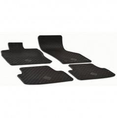 Gumové koberce-gumové autokoberce, Seat LEON, 2012+