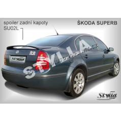 Škoda Superb spoiler zadnej kapoty (EÚ homologácia)