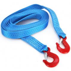 Tažné lano 5m 35 mm 3000 kg 2x hák II