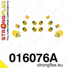 Alfa Romeo 156 Strongflex Šport zostava silentblokov len pre zadnú nápravu 12 ks
