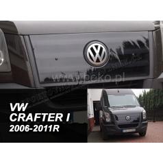 VW Crafter I, 2006-2011 - zimná clona - kryt chladiča