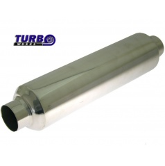 Športový rezonátor TurboWorks nerez 51 a 57 mm