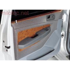 Dekor výplne dverí, ABS-drevený, Škoda Fabia
