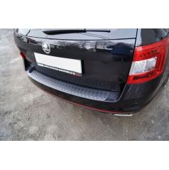 Ochranný panel zadného nárazníka Škoda Octavia III RS Combi