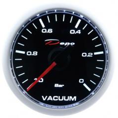 Prídavný budík Depo Racing Vacuum 52 mm