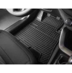 Škoda Kodiaq, 2016-, 5 sedadlový - gumové koberce