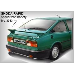 Škoda Rapid spoiler zadnej kapoty 3013