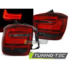 BMW F20, F21 2011- zadné lampy red smoke LED BAR (LDBMD9)
