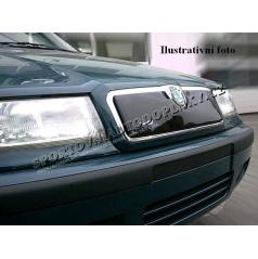 Zimná clona - kryt chladiča Škoda Octavia 4 dveř. 1996 - 2000