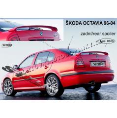 Škoda Octavia 1996-04 zadný spoiler (EÚ homologácia)