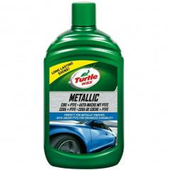 Turtle Wax® Metalický vosk s PTFE tekutým voskom - 500 ml