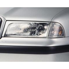 Kryty svetlometov Milotec (mračítka) - ABS čierný Škoda Octavia I