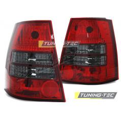 VW Golf 4, Bora 1999-06 variant zadné lampy red smoke (LTVW94)