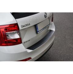 Ochranný panel zadného nárazníka KI-R Škoda Octavia III Combi