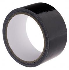 Opravná, veľmi pevná lepiaca páska čierna 48 mm x 10 m