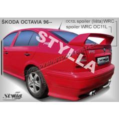 Škoda Octavia I HTB (96+) lišta zadnej kapoty (EÚ homologácia)