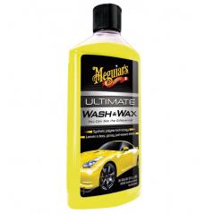 Meguiar 's Ultimate Wash Wax najkoncentrovanejšej Autošampon s prímesou karnauby 473 ml