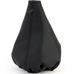 Manžeta řadící páky z umělé kůže černá