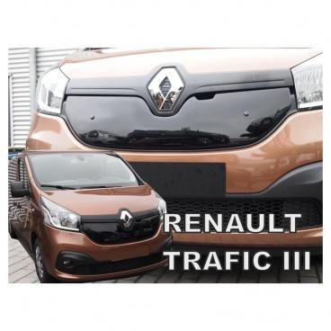 Zimní clona - kryt chladiče - Renault Trafic III, 2014 -