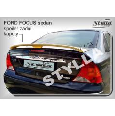 Ford Focus sedan (98+) spoiler zadnej kapoty (EÚ homologácia)