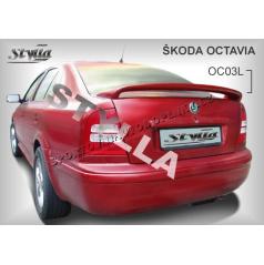 Škoda Octavia I HTB (96+) spojler zadnej kapoty (EÚ homologácia)
