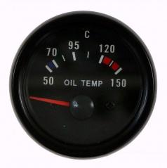 Prídavný budík KET teplota oleja 52 mm