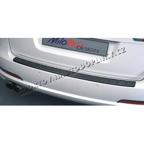 Práh pátých dveří s výstupky - 3D Carbonstyl, Škoda Octavia II. RS + Facelift vše Combi