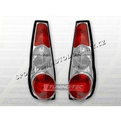 Fiat Punto I zadné lampy chrome(LTFI02)