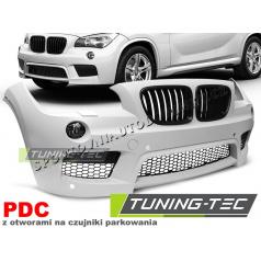BMW X1 E84 2009-2013 M-Pakiet PDC predný nárazník (ZPBM26)