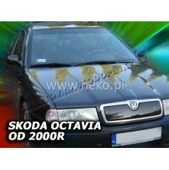 Zimná clona - kryt chladiča Škoda Octavia 2000 - 2004