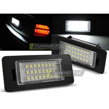 LED osvetlenie ŠPZ - Audi, VW, Škoda (PRAU01)