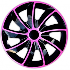 "Kryty kolies Quad Bicolor Pink 13-16"" (po 1 ks)"