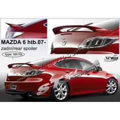 Mazda 6 htb 2007- zadní spoiler