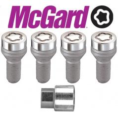 McGard poistné skrutky a matice (najkvalitnejšie prevedenie)