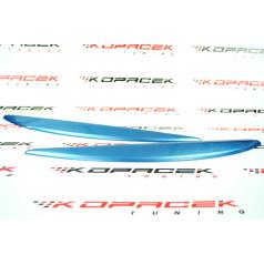 Mračítka Sportive v originál Škoda farbe Denim blue (Q5X) Škoda Fabia III