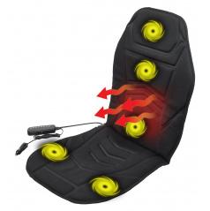 Poťah sedadla vyhrievaný s masážou 12V